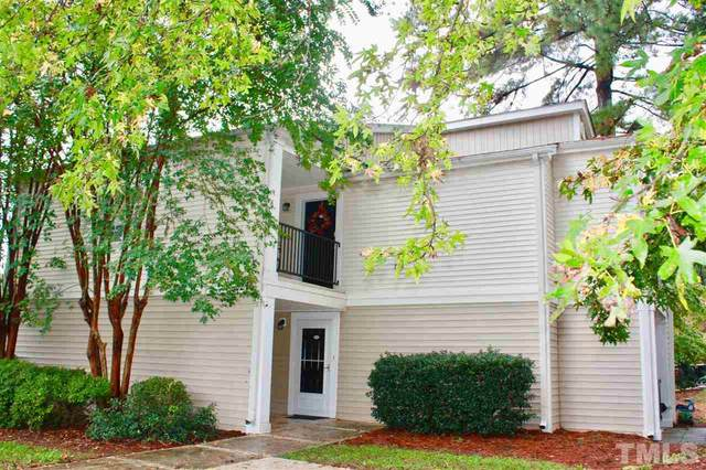 2216 Myron Drive #102, Raleigh, NC 27607 (#2347983) :: Triangle Top Choice Realty, LLC