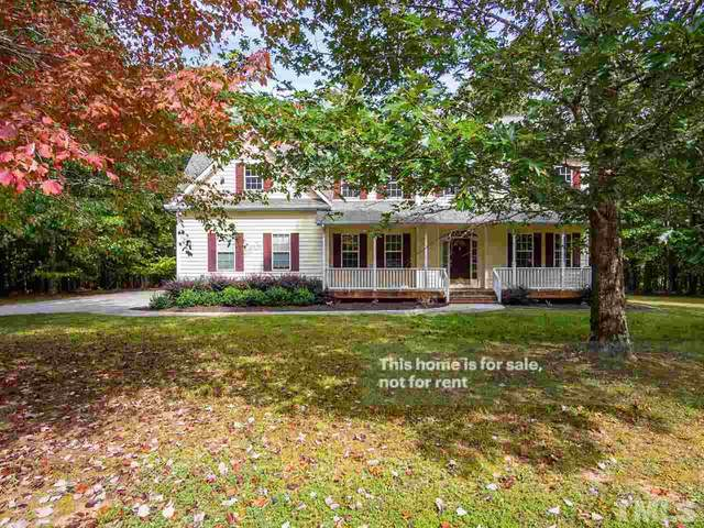 175 Woodcroft Drive, Youngsville, NC 27596 (#2348012) :: Dogwood Properties