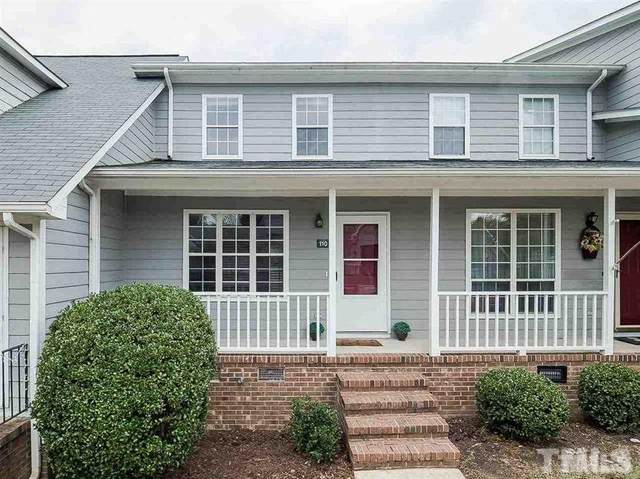 110 Mcgregor Drive #110, Chapel Hill, NC 27514 (#2348034) :: Realty World Signature Properties