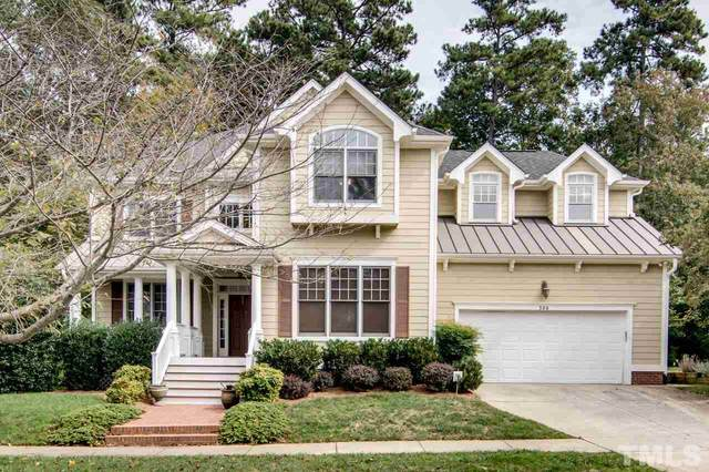 300 Old Larkspur Way, Chapel Hill, NC 27516 (#2348040) :: Realty World Signature Properties