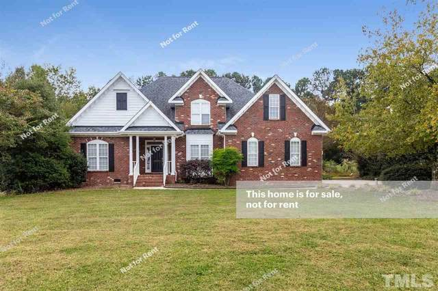 3337 Oaklyn Springs Drive, Raleigh, NC 27606 (#2348046) :: Raleigh Cary Realty