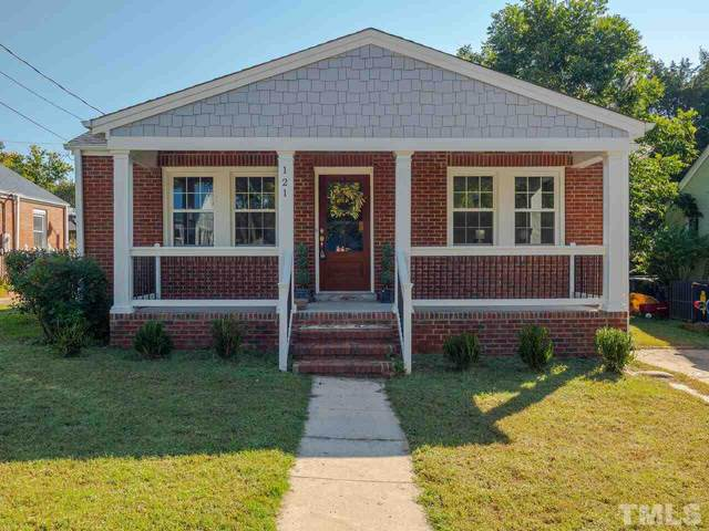 121 Lincoln Court, Raleigh, NC 27610 (MLS #2348084) :: On Point Realty