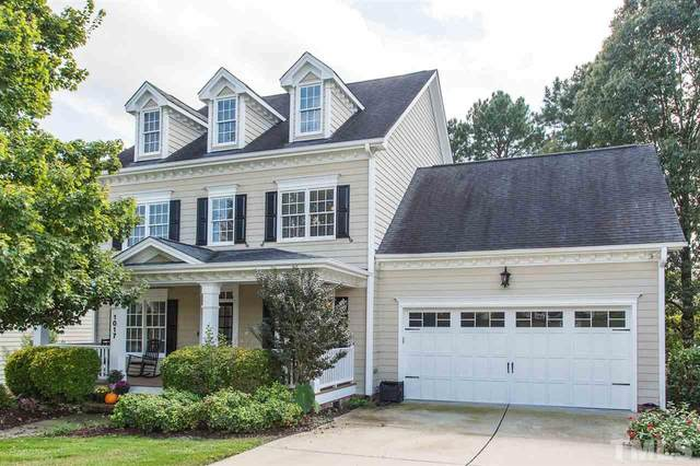 1017 River Commons Drive, Knightdale, NC 27545 (#2348102) :: Bright Ideas Realty