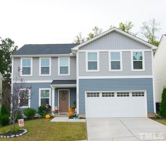 276 Fieldspar Lane, Clayton, NC 27520 (#2348171) :: Sara Kate Homes