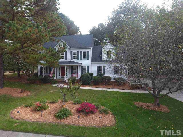 9908 Calvados Drive, Wake Forest, NC 27587 (#2348177) :: Marti Hampton Team brokered by eXp Realty