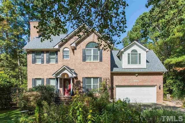 2310 Ridgefield Drive, Chapel Hill, NC 27517 (#2348213) :: The Beth Hines Team