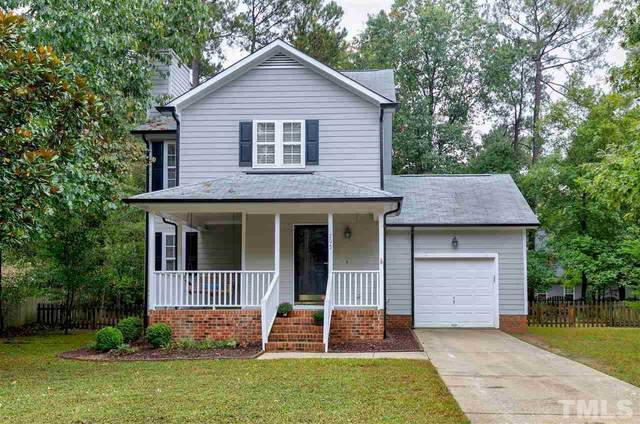 205 Teal Lake Drive, Holly Springs, NC 27540 (#2348249) :: M&J Realty Group