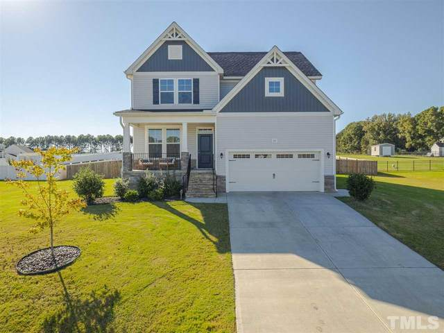 85 Falls Creek Drive, Youngsville, NC 27596 (#2348298) :: Realty World Signature Properties