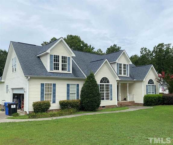 105 Allie Bell Lane, Rolesville, NC 27571 (#2348300) :: Realty World Signature Properties
