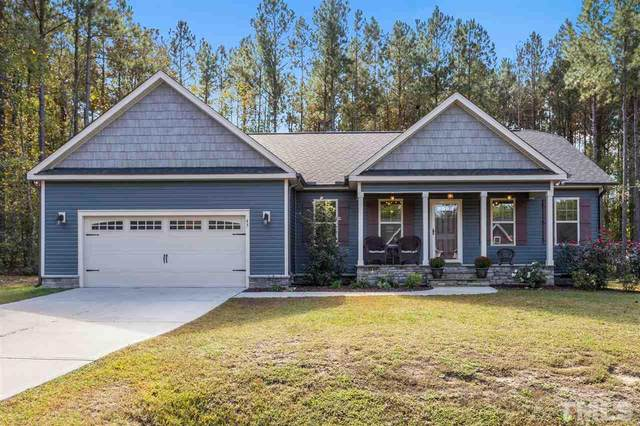 45 Northview Court, Louisburg, NC 27549 (#2348328) :: Bright Ideas Realty