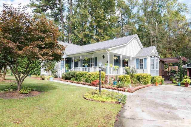 209 Aster Drive, Garner, NC 27529 (#2348347) :: Realty World Signature Properties