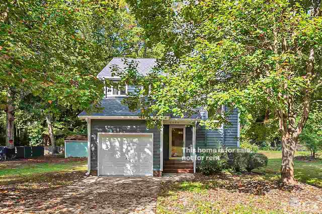 6509 Battleford Drive, Raleigh, NC 27613 (#2348364) :: Marti Hampton Team brokered by eXp Realty