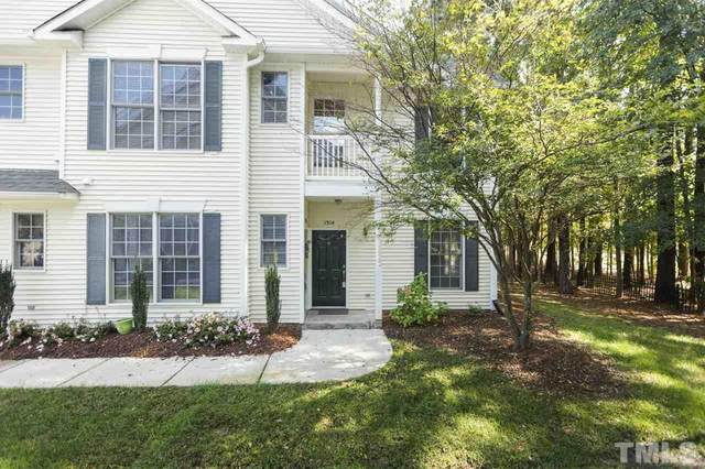1324 Kudrow Lane #1324, Morrisville, NC 27560 (#2348376) :: Bright Ideas Realty