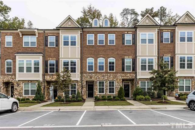 829 Bankston Woods Way, Raleigh, NC 27609 (#2348380) :: Realty World Signature Properties