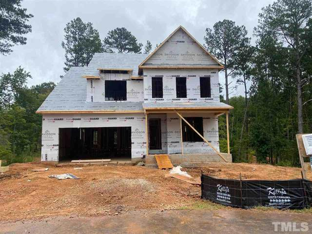 1317 Magnolia Glen Circle #738, Wake Forest, NC 27587 (#2348391) :: Realty World Signature Properties