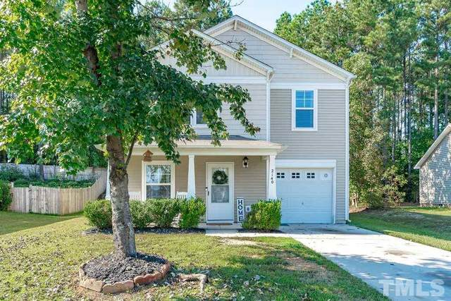2140 Ballston Place, Knightdale, NC 27545 (#2348400) :: The Beth Hines Team