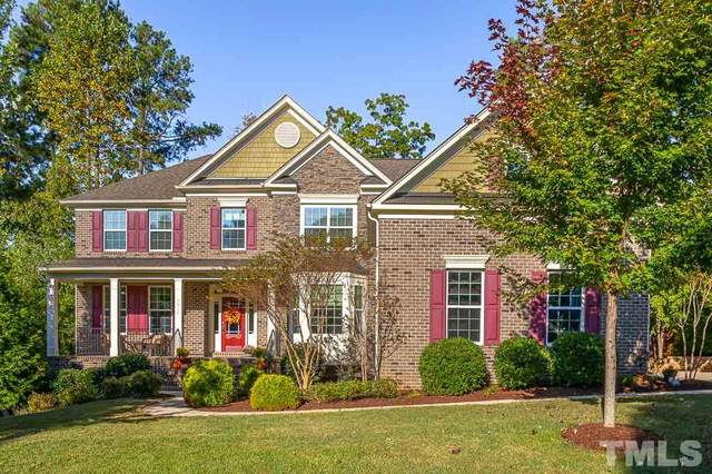 8516 Newberry Grove Drive, Apex, NC 27539 (#2348429) :: Classic Carolina Realty