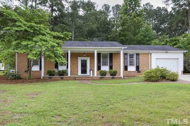 91 Dogwood Lane, Lillington, NC 27546 (#2348441) :: Realty World Signature Properties