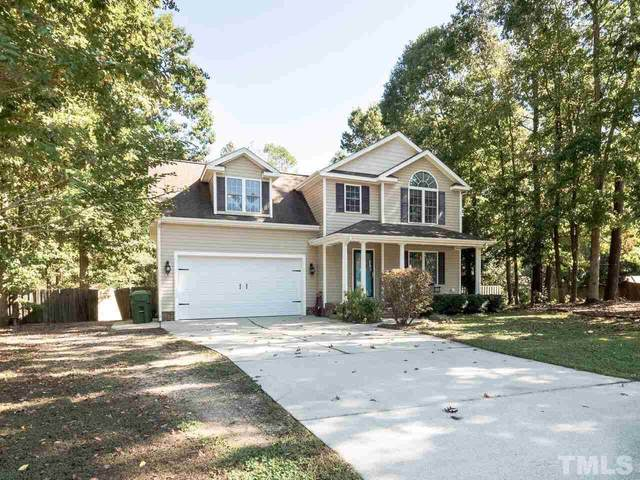 60 Harley Court, Louisburg, NC 27549 (#2348488) :: Realty World Signature Properties