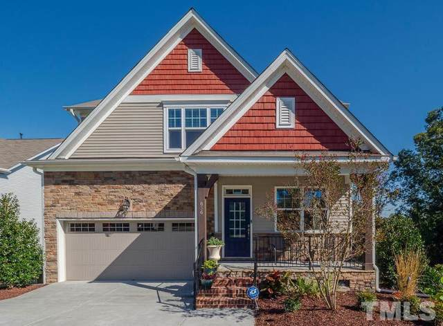 656 Long Melford Drive, Rolesville, NC 27571 (#2348501) :: Bright Ideas Realty