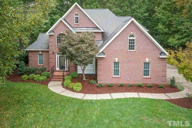 3112 Colby Chase Drive, Apex, NC 27539 (#2348525) :: Classic Carolina Realty