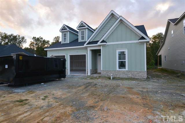 765 S Wilma Street, Angier, NC 27501 (#2348539) :: Realty World Signature Properties