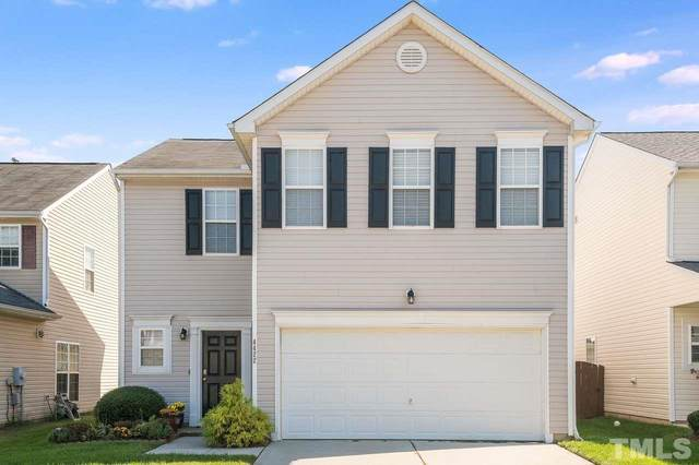 4422 Snowcrest Lane, Raleigh, NC 27616 (#2348552) :: Sara Kate Homes