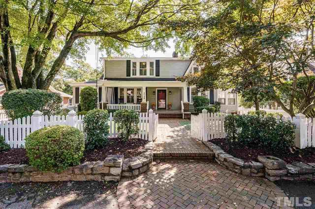 2124 Woodland Avenue, Raleigh, NC 27608 (#2348561) :: Dogwood Properties