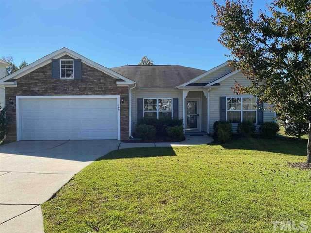 199 Killington Drive, Clayton, NC 27520 (#2348593) :: Rachel Kendall Team