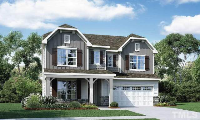 810 Orange Oak Lane 41 - Edison E T, Apex, NC 27523 (#2348607) :: Bright Ideas Realty