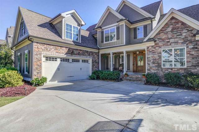 3021 Lawson Walk Way, Rolesville, NC 27571 (#2348609) :: Realty World Signature Properties