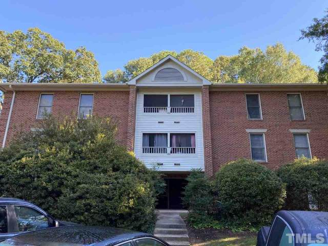 3512 Ivy Commons Drive #302, Raleigh, NC 27606 (#2348652) :: Bright Ideas Realty