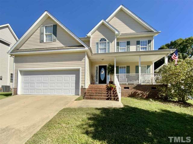616 Lakeview Avenue, Wake Forest, NC 27587 (#2348661) :: Bright Ideas Realty