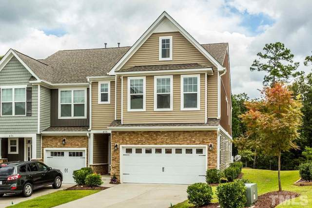 433 Talons Rest Way, Cary, NC 27513 (#2348680) :: Bright Ideas Realty