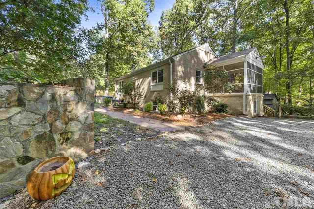 408 Clayton Road, Chapel Hill, NC 27514 (#2348694) :: Rachel Kendall Team