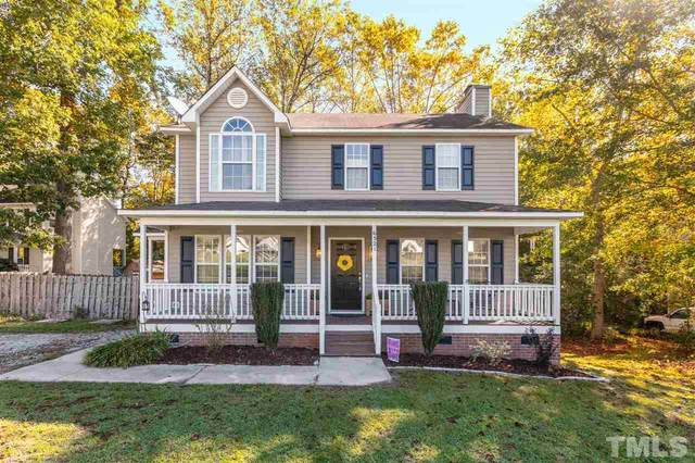 6321 Bridgemont Lane, Willow Spring(s), NC 27592 (#2348697) :: Masha Halpern Boutique Real Estate Group