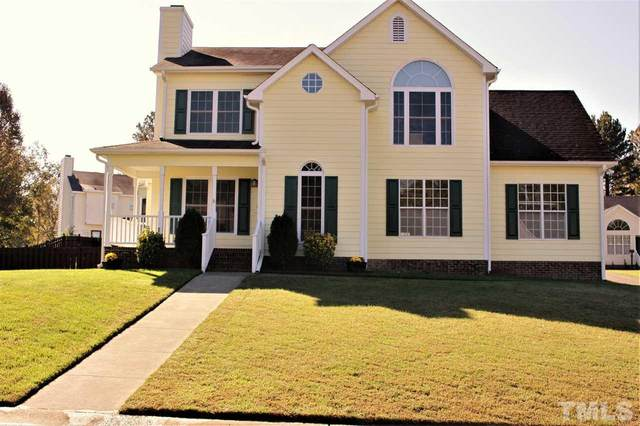 2666 Bowden Drive, Creedmoor, NC 27596 (#2348738) :: Real Estate By Design