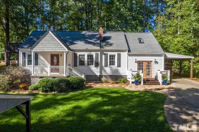 1311 Azalea Drive, Raleigh, NC 27607 (#2348740) :: RE/MAX Real Estate Service