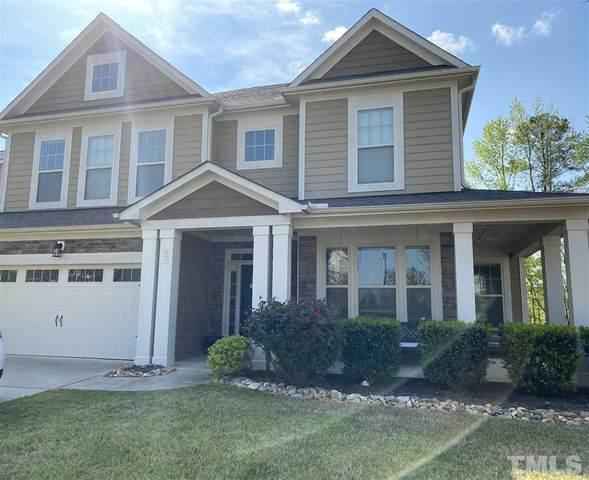 56 Wilders Woods Grove Lane, Clayton, NC 27527 (#2348757) :: The Beth Hines Team