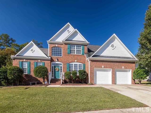 1023 Delta River Way, Knightdale, NC 27545 (#2348767) :: Sara Kate Homes