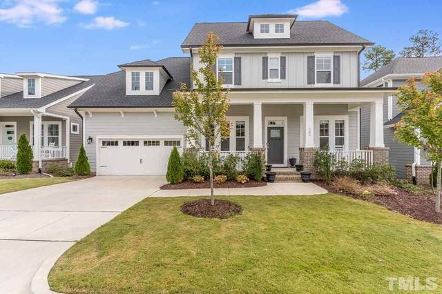 303 Bella Rose Drive, Chapel Hill, NC 27517 (#2348779) :: Bright Ideas Realty