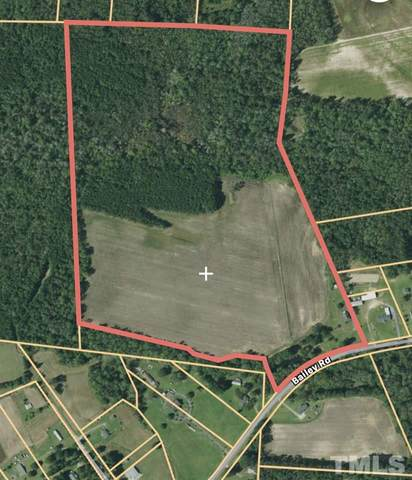 Bailey Road, Coats, NC 27521 (#2348800) :: The Rodney Carroll Team with Hometowne Realty