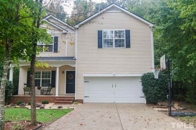55 Brookmont Drive, Clayton, NC 27527 (#2348801) :: Marti Hampton Team brokered by eXp Realty
