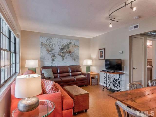 807 W Trinity Avenue #256, Durham, NC 27701 (#2348802) :: Bright Ideas Realty