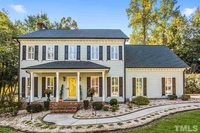 111 Neuse Ridge Drive, Clayton, NC 27527 (#2348811) :: Bright Ideas Realty