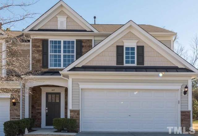 1417 Corwith Drive, Morrisville, NC 27560 (#2348833) :: Bright Ideas Realty