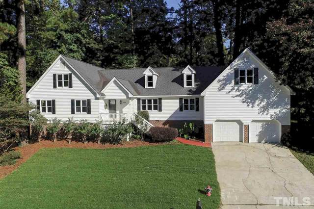 106 Beaver Pine Way, Cary, NC 27511 (#2348856) :: The Beth Hines Team