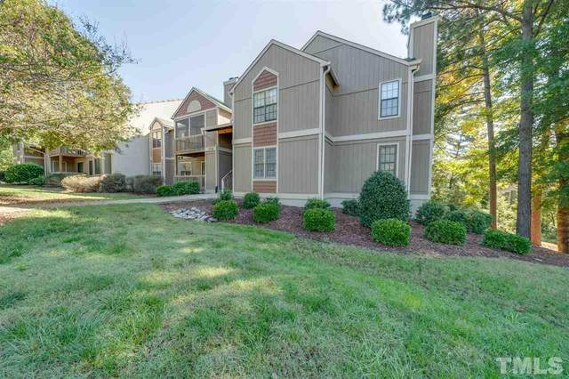 3706 Chimney Ridge #201, Durham, NC 27607 (MLS #2348878) :: On Point Realty