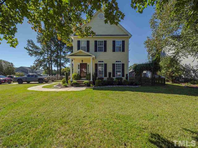 641 Commander Drive, Wendell, NC 27591 (#2348893) :: Sara Kate Homes