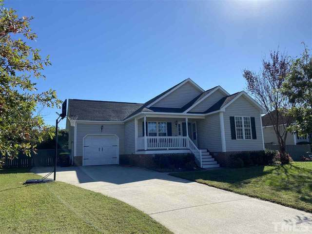 1225 Sweetclover Drive, Wake Forest, NC 27587 (#2348902) :: Bright Ideas Realty